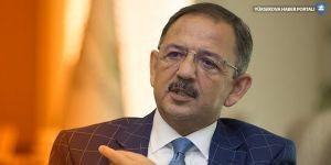 Mehmet Özhaseki: Tehdit varsa aday çekilecek!