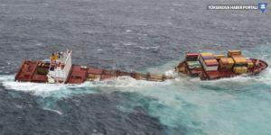 Göçmenleri taşıyan gemi battı: En az 57 ölü