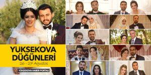 Yüksekova Düğünleri (26- 27 Ağustos 2017)