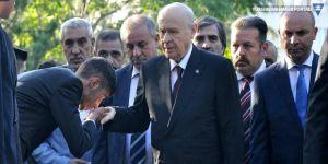 Devlet Bahçeli: Barzani inatçı bir tavır sergiliyor