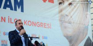 Bakan Gül: Sen kimin milletvekilisin?