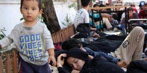 Bolu'da durdurulan 45 kişilik otobüsten 121 mülteci çıktı