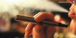 E- sigarada fare zehri tehlikesi