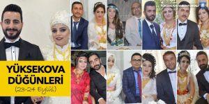 Yüksekova Düğünleri (23 -24 Eylül 2017)