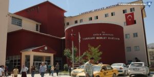Hakkari'de iki araç çarpıştı: 6 yaralı