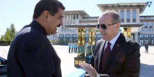 Erdoğan cami için yer istedi, Maduro verdi