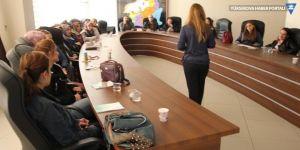 Van'da sağlık personeline 'Mesleki Rol Gelişim' eğitimi