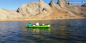 Sat Gölleri dağcılık turizmine göstermelik de olsa açıldı