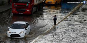 Meteoroloji'den çamur yağışı uyarısı
