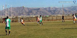Yüksekova Belediyespor - 1960 Silopispor: 4-0