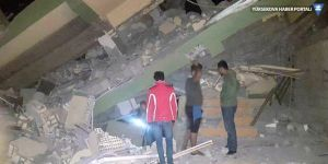 Irak'ta 7.2 büyüklüğünde korkutan deprem