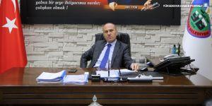 Yüksekova Kaymakamı Mahmut Kaşıkçı'dan bayram mesajı