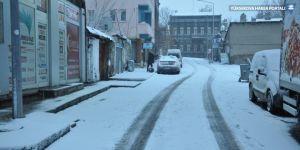Meteoroloji Genel Müdürlüğü: Yağmur ve kar etkisini gösteriyor