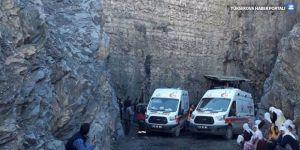 Şırnak'taki madende 3 işçi hayatını kaybetti