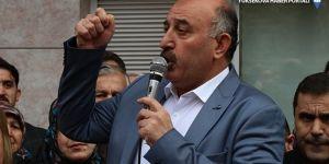 AK Partili başkan ağlayarak istifa etti: Kimin kimi yiyeceğini zaman gösterecek