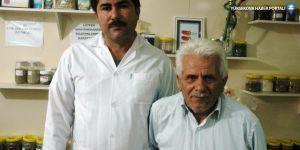 Felçli hasta 24 yıl sonra ilk defa yürüdü