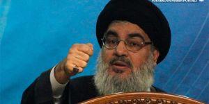 Nasrallah: Kudüs yeniden önceliğimiz olacak