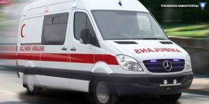 Van'da trafik kazası; 5 yaralı