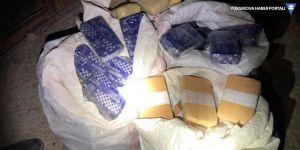 Van'da 102 kilo eroin yakalandı