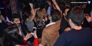 Yüksekova'da yeni yıl kutlamaları
