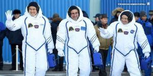 Uzayda 3 hafta kalan Japon astronotun boyu 9 santimetre uzadı