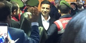Demirtaş'tan mahkeme heyetine: Ben tutuklu değil, siyasi rehineyim