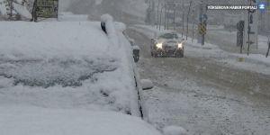Bölgede yoğun kar yağışı uyarısı