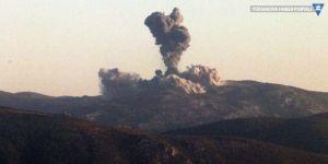 TSK, Afrin'e harekat başlattı