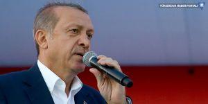 Erdoğan: Afrin akşama kadar düşmüş olur