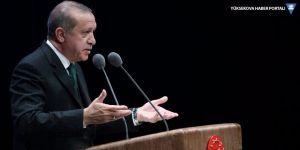 Erdoğan Afrin'e yönelik operasyona neden 'Zeytin Dalı' denildiğini açıkladı