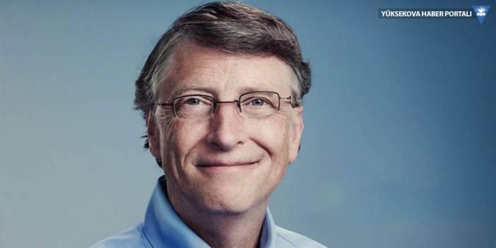 Bill Gates, zenginlerden daha fazla vergi alınmasını istedi