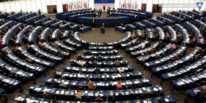 Avrupa Parlamentosu'ndan Türkiye'ye kınama kararı