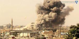Esad SDG'yi, ABD Esad'ı vurdu