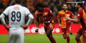 Galatasaray: 4 - Atiker Konyaspor: 1
