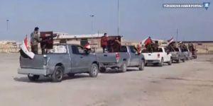 Suriye hükümet güçleri Afrin'e girdi