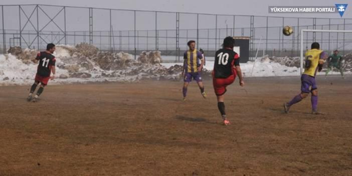 Yüksekova Belediye Spor:0 Bağlar Belediye Spor:0