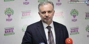 HDP'li Bilgen'den 'af tasarısı' açıklaması