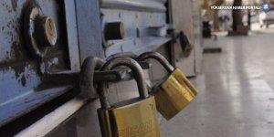 Cizre'de 150 esnaf Kovid-19 nedeniyle bir hafta süreyle kepenk kapatacak