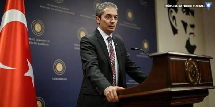 Aksoy: Gemimize askeri müdahalede bulunulmasına izin verilmeyecek