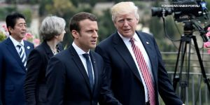 Macron'dan Trump'a çekilme tepkisi: Bir müttefik güvenilir olmalı