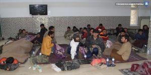 Başkale'de 48 yabancı uyruklu kaçak yakalandı