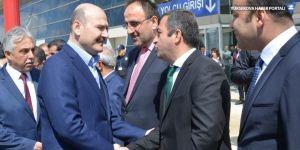 İçişleri Bakanı Süleyman Soylu Hakkari'ye geçti