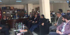 Fatih Keskin'den Başkan Taş'a ziyaret