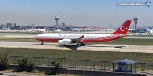 Erdoğan'ı taşıyan uçak satıldı