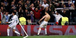 Mucizeye 90+7'de Ronaldo engeli