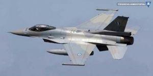 Ege'de Yunan savaş uçağı düştü!