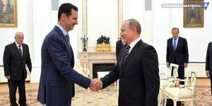 Putin ve Esad'dan 'ittifaka devam' vurgusu