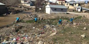Çaldıran Belediyesinden bahar temizliği