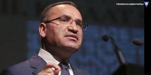 Bozdağ: 3 gün süreyle ulusal yas ilan edildi