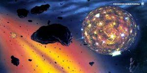 Dünyaya düşen elmas meteoru 'yok olmuş bir gezegene ait'